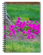 Where Petunia Grows Spiral Notebook