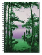 Where Swamp Meets Bay Spiral Notebook