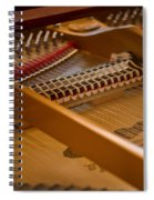 Where The Music Lives Spiral Notebook