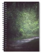 Wherever The Path May Lead Spiral Notebook