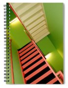 Which Way Is Up Spiral Notebook