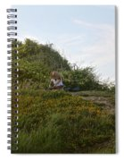 Two Aspects Of Creativity  Spiral Notebook