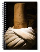 Whirling Dervishes Turban  Spiral Notebook