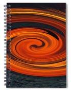 Whirlpool Spiral Notebook