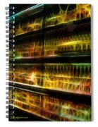 Whiskey Spiral Notebook