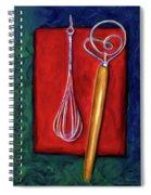 Whisks Spiral Notebook