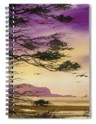 Whisper Of Dawn Spiral Notebook