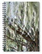 Whispering Oaks Spiral Notebook