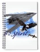 Whispering Spirit Spiral Notebook