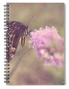 Whispers Of Nature Spiral Notebook