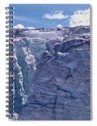 Whistler Glaciers Sc125-05 Spiral Notebook
