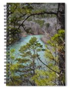 Whistling Pines Spiral Notebook