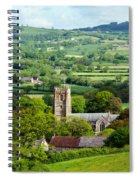 Whitchurch Canonicorum Overview  Spiral Notebook
