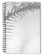 White Bird Spiral Notebook