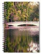 White Bridge Spiral Notebook