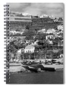 White Houses Spiral Notebook