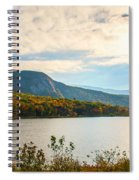 White Mountain Range Spiral Notebook