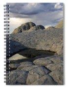 White Pocket Arizona 1 Spiral Notebook