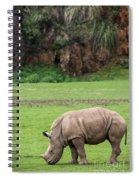 White Rhino 14 Spiral Notebook