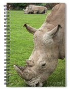 White Rhino 15 Spiral Notebook