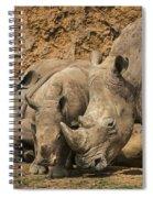 White Rhino 3 Spiral Notebook