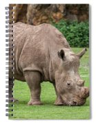 White Rhino 5 Spiral Notebook