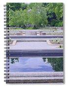 White River Gardens Spiral Notebook