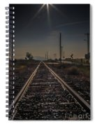 White Rock Xing Spiral Notebook