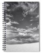 White Sands Drama Spiral Notebook