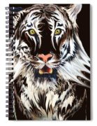 White Tiger 1 Spiral Notebook
