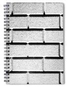 White Wall Spiral Notebook