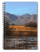 White Water Draw Preserve Spiral Notebook