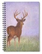 Whitetail Spiral Notebook
