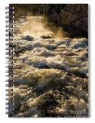 Whitewater Spiral Notebook