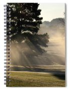 Whittle Springs Golf Course Spiral Notebook