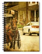 Who Are The Amish Spiral Notebook