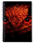 Who - Featured In Spectacular Artworks And Nature Photography Groups Spiral Notebook