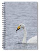Whooper Spiral Notebook