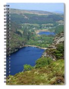 Wicklow Mountains  Spiral Notebook