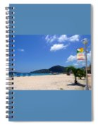 Wifi In Paradise - Hotspot Redefined Spiral Notebook