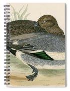 Wigeon Spiral Notebook