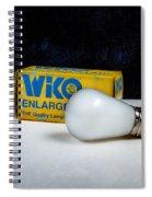 Wiko Enlarger Lamp Spiral Notebook