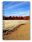 Wild Blue Yonder Spiral Notebook