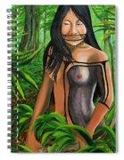 Wild Child Spiral Notebook