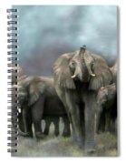 Wild Family Spiral Notebook