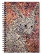 Wild Hare Spiral Notebook
