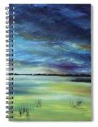 Wild Lands Spiral Notebook