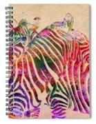 Wild Life 3 Spiral Notebook