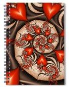 Wild Love 2 Spiral Notebook