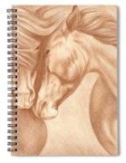 Wild Love Spiral Notebook